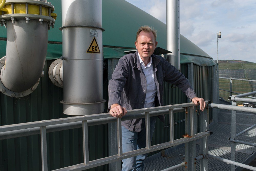 Gründungsmitglied Emission Partner Dirk Goeman