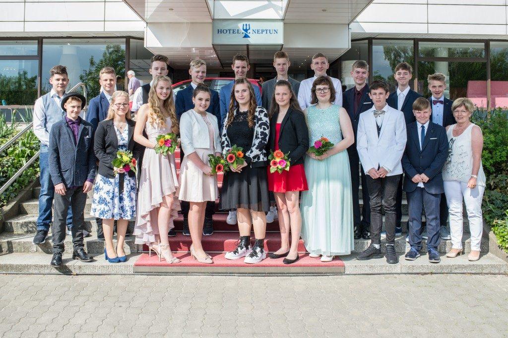 Jugendweihe Hotel Neptun Rostock Warnemünde 2018